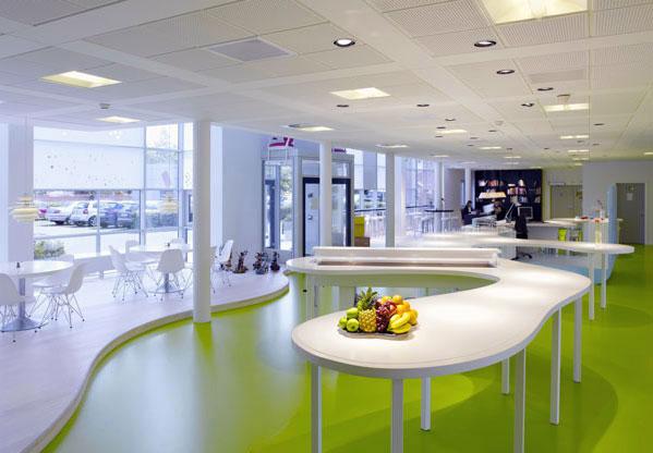 Climatizacion de Oficinas | Elektria | Ventilacion
